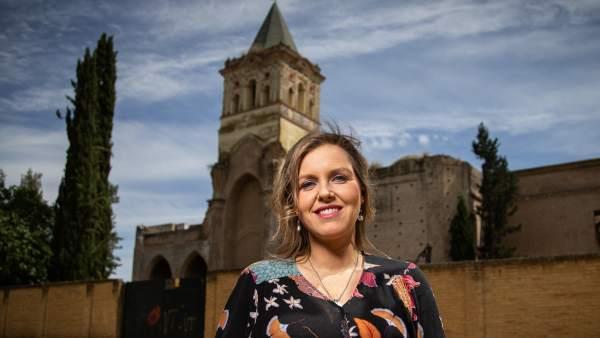 Cristina Peláez, candidata de Vox