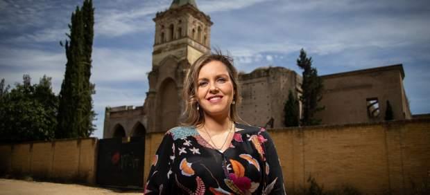 Cristina Peláez, candidata de Vox a la Alcaldía de Sevilla