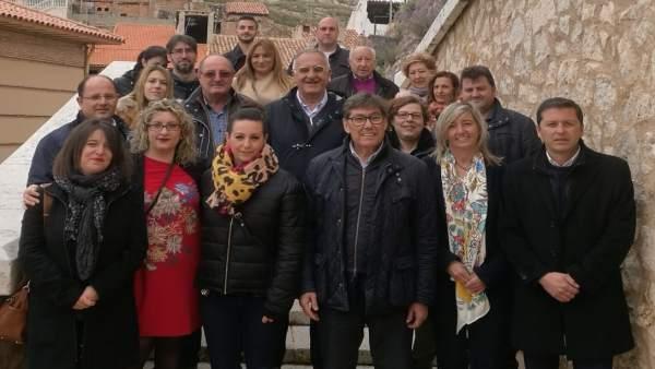 26M.- Aliaga (PAR) Indica En Andorra Que Velará Por El Futuro De Los Pueblos Mineros