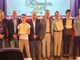 Tres alumnos de Secundaria de Plasencia, Badajoz y Mérida representarán a la región en la Olimpiada Matemática Nacional