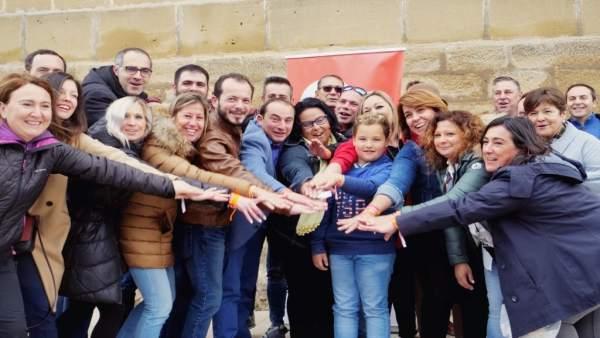 26M.- Ciudadanos Presenta Su Proyecto En Gálbarruli Y Villalba De Rioja
