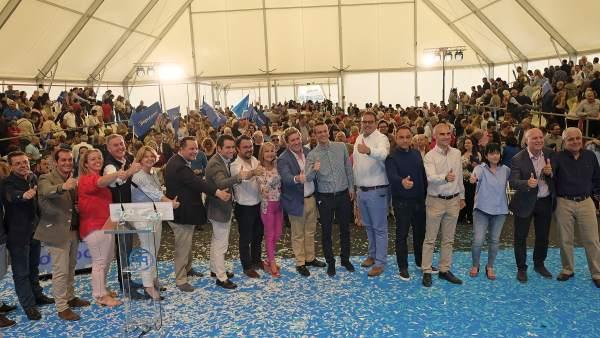 26M.- Antona (PP) Apuesta Por Marcar Diferencias Con Una Coalición Canaria 'Ensimismada En Su Victimismo Nacionalista'