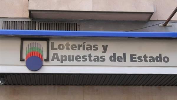Zaragoza.- Parte del segundo premio de la Lotería Nacional toca en la capital aragonesa