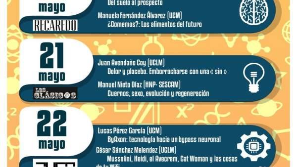 La ciencia llega a los bares de C-LM desde este lunes en una nueva edición del festival internacional 'Pint of Science'