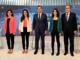 Debate candidatos Comunidad de Madrid
