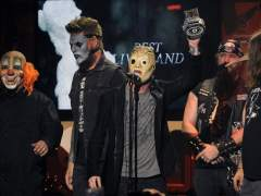 La banda Slipknot