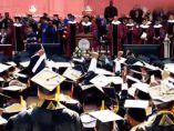 Graduados de una universidad