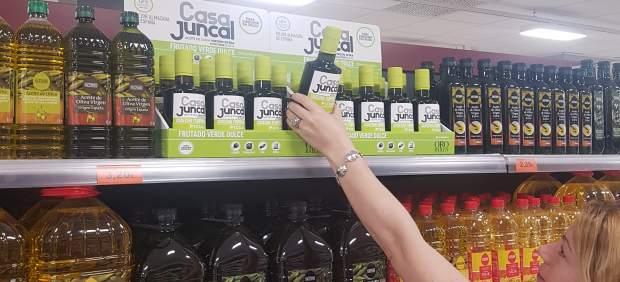 Jaén.- Aceites Oro Bailén elaborará un aceite de oliva virgen extra monovarietal picual para Mercadona