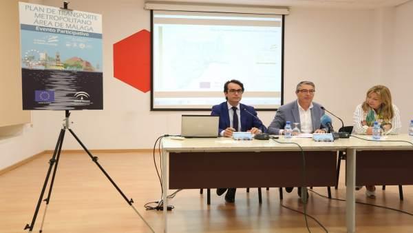 Málaga.- Salado aboga por medidas a corto plazo de movilidad en la Costa del Sol y ampliar área metropolitana de Málaga