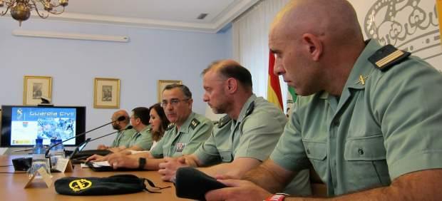 Jaén.- Sucesos.- Siete detenidos al desarticular tres grupos dedicados a la compra y suministro fraudulentos de astas