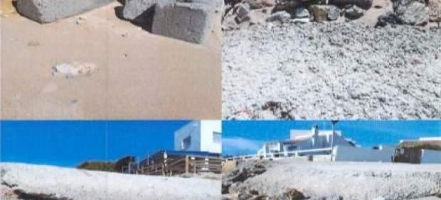 Cádiz.- El Ayuntamiento de Barbate solicita de nuevo la reparación del acceso a la playa de Caños de Meca
