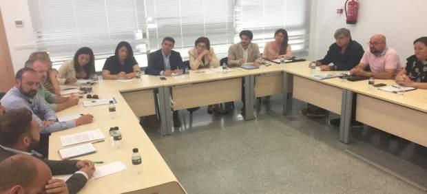 Cádiz.- Pagazaurtundúa defiende la declaración del Campo de Gibraltar como zona de especial singularidad