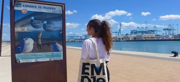 Cádiz.-Puertos.- El Puerto de Algeciras celebra el Día Marítimo Europeo con la VII edición de 'Conoce tu puerto'