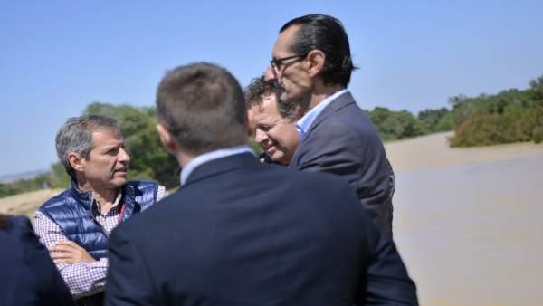26M.- 'Lambán Habla Del Plan Ebro 2030 Pero El Que A Mí Me Preocupa Es El Plan Para 2019', Subraya Daniel Pérez (Cs)