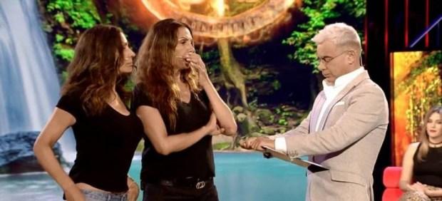 Los motivos reales del abandono de las Azúcar Moreno de 'Supervivientes 2019'