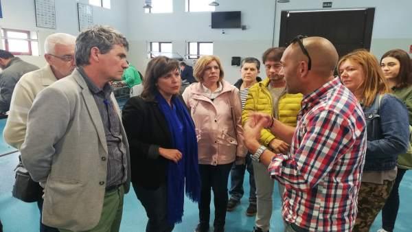 26M.- Miranda (BNG) Se Compromete A Defender La Calidad Y El Origen Del Producto Pesquero Gallego En La Eurocámara