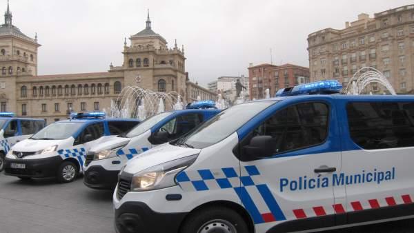 La Policía de Valladolid inicia este lunes una campaña de seguridad vial en los desplazamientos por motivos laborales