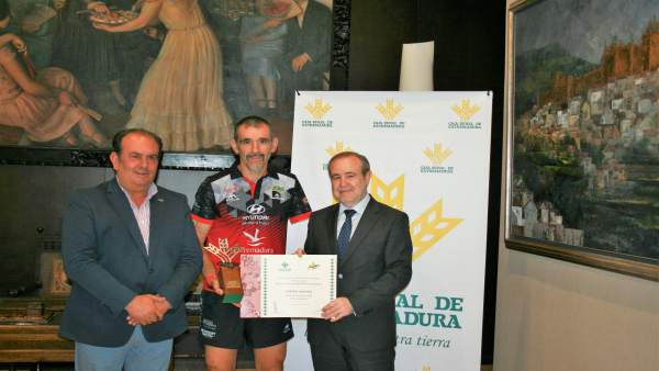 Nota Caja Rural de Extremadura