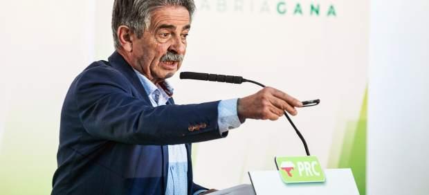 Revilla 'no regalará nada' a Sánchez y pide conexión ferroviaria con Madrid y un estudio del tren Bilbao-Santander