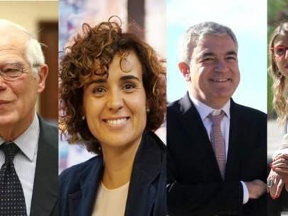 Candidatos debate a tve