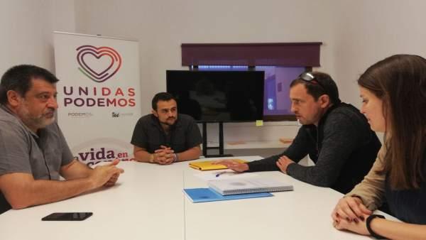 26M.- Unidas Podemos Apuesta Por El Transporte Ferroviario En Palma Y En La Part Forana