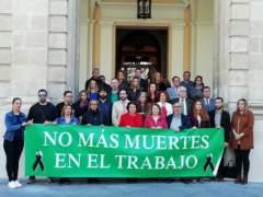Fallece un trabajador en Benacazón