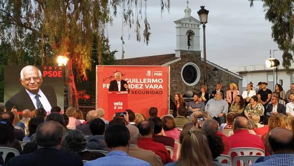 26M.- Borrell Llama A Construir Una Europa 'Potente' Para No Ser 'Prisionera' De La Confrontación Entre EEUU Y China