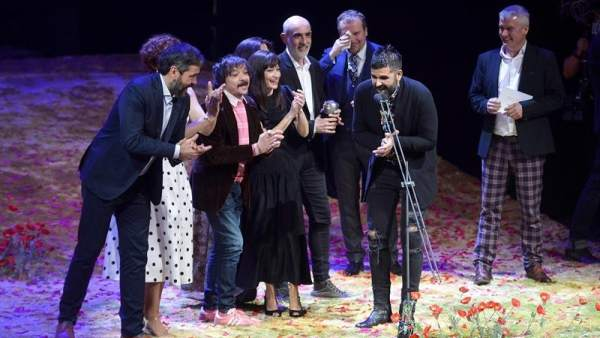 'La ternura', premio Max 2019
