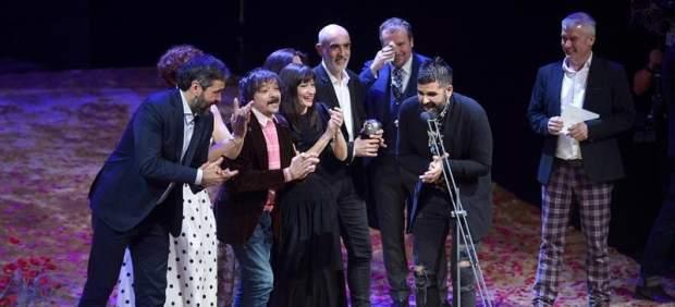 'La ternura' gana el premio Max al mejor espectáculo teatral