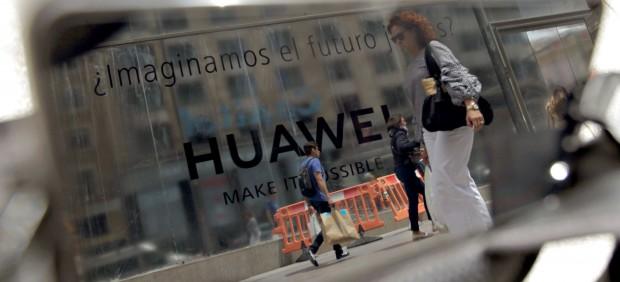 Huawei niega que la prohibición de EE UU afecte al despliegue de la tecnología 5G