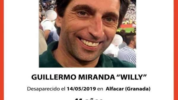 Granada.- Sucesos.- La Guardia Civil busca a un hombre de 41 años desaparecido en Alfacar