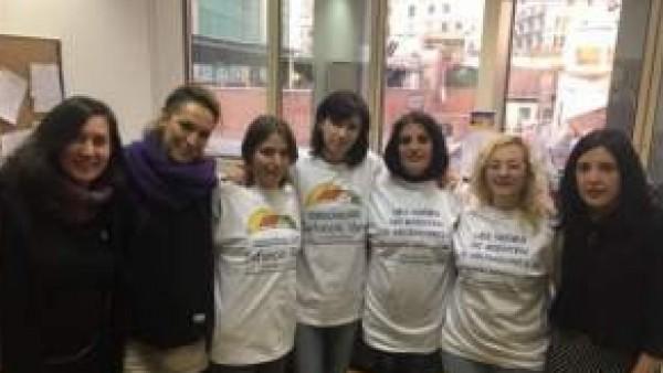 María, Patricia y Ana, las tres detenidas de Infancia Libre que han puesto a la asociación bajo sospecha