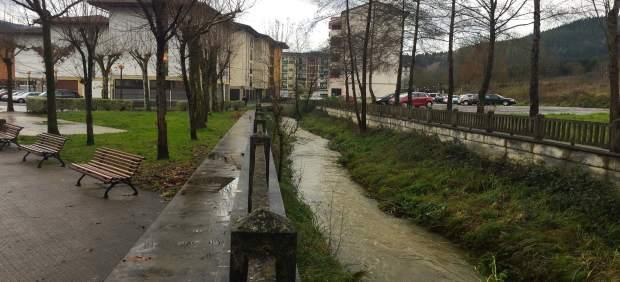 URA licita las obras para la adecuación del arroyo Toloto a su paso por Elorrio, con un presupuesto de 1,69 millones