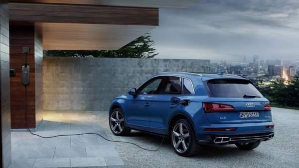 Nuevo SUV de Audi: 367 caballos y tecnología híbrida enchufable
