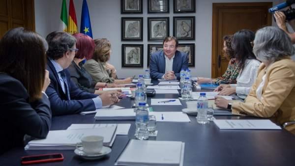 Extremadura Avante aportará hasta 2,1 millones a la empresa que convertirá el Palacio de Godoy de Cáceres en un hotel