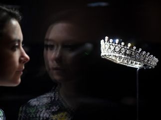 Tiara de reina