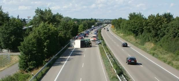 Nuevos sistemas de seguridad en el coche para reducir las víctimas en la carretera.