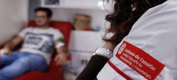 El ICHH continúa con su campaña de donación de sangre en Gran Canaria y Tenerife