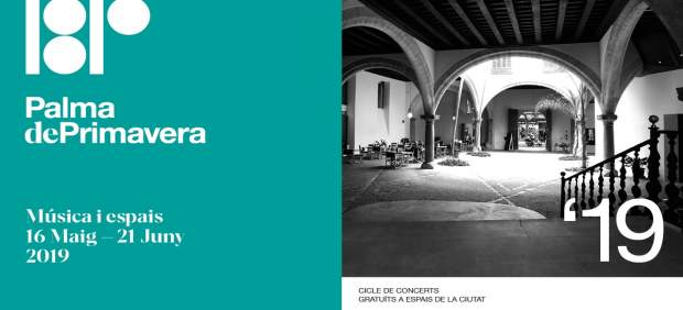 Maria Rodés, Lina Tur, Emily Barker y Gamma Dúo, artistas del cartel Palma de Primavera 2019