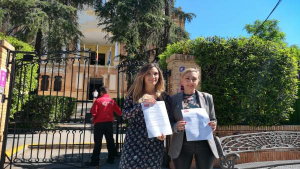 Huelva.- PSOE pregunta en el Parlamento por la paralización del plan de infraestructuras que afecta a dos IES de Huelva