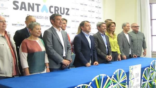 Santa Cruz de Tenerife organiza más de medio centenar de actividades para reivindicar el 'orgullo' de ser canario