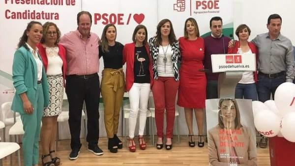 Huelva.- 26M.- PSOE de Santa Olalla: 'Somos la única formación con un proyecto sólido para crear empleo y progreso'
