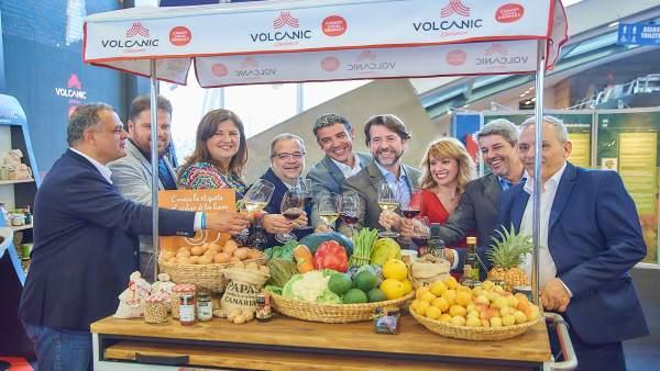 'Gastrocanarias' Abre Sus Puertas Con Un Récord De 215 'Stands' Y El Hierro Como Isla Invitada