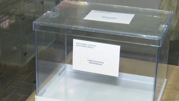 Quasi 100.000 persones demanen el vot per correu a la Comunitat Valenciana