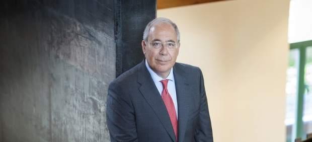 Roberto Fernández, rector ex presidente de la CRUE