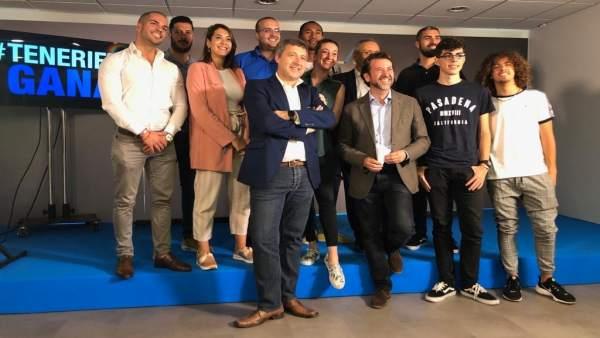 26M.- Alonso (CC) Propone Un Bono Cultural De 120 Euros Para Jóvenes De 18 Años