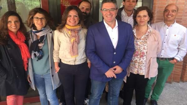 26M.- San Martín (Cs) Propone Crear Un Instituto Municipal De Emprendimiento Y Empleo De Logroño
