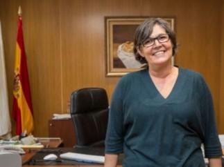 Eva García de la Torre, alcaldesa de O Porriño