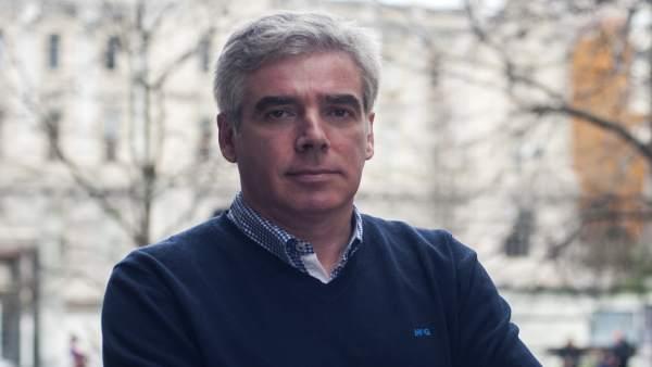 El portavoz del PRC, José María Fuentes-Pila