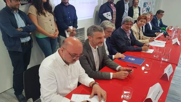 26M.- Cambiar La Región De Murcia Llama Al Consenso Para Acabar Con La Emergencia Social